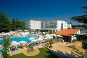 отель valamar luna active resort - all inclusive light пореч